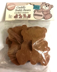 COOKIE CUTTERS TEDDY BEAR