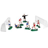 Soccer Player Cake Deco Set Wilton (