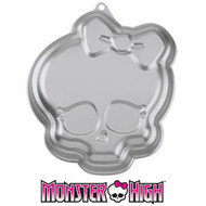 Monster High Cake Pan Wilton