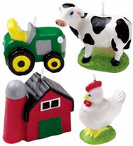 Farm Candles 4ct Wilton