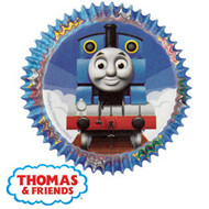Thomas & Friends Cupcake Baking Cups 50ct Wilton