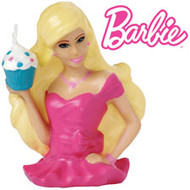 Barbie Candle Wilton
