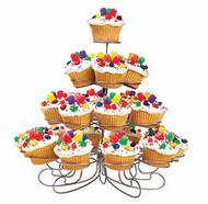 Dessert Stand Cupcakes x 23 Wilton