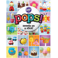 Pops! Sweets on a Stick Book Wilton