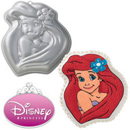 Disney Princess Ariel Cake Pan Wilton