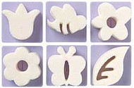 Nature Cake Stamps Set/6 Wilton