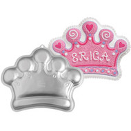Crown Cake Pan Wilton