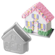 Stand Up House Cake Pan Wilton