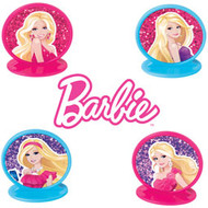 Toppers Barbie 8 Ct Wilton