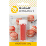 COLOR DUST RED
