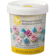 MERINGUE POWDER 16 OZ