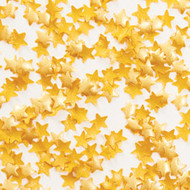 Gold Stars Edible Accents Wilton