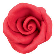 Red Rose Medium Icing Decoration Wilton