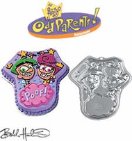 Fairly Odd Parents Cake Pan Wilton