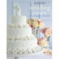 Wilton Wedding Cakes-A Romantic Portfolio Book