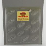 Peanut Plastic Candy Mold