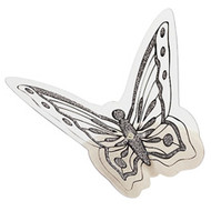 Elegant Butterfly Cake Picks Wilton