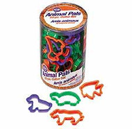 50 Pc. Animal Pals Cutter Set Wilton