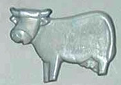 Cow (Large) Rubber Candy Mold