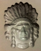 Indian Rubber Candy Mold