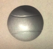 Sports Ball Rubber Candy Mold