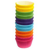 Baking Cups Rainbow Brights 300ct Wilton