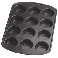 Muffin Pan Non-Stick 12 Cup Wilton