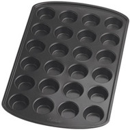 Mini Muffin Pan Performance 24 Cup Wilton