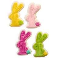Icing Deco Bunny Silhouette X 12 Wilton