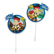 PICKS FUN PIX JAKE NEVERLAND PIRATES  24 COUNT