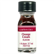 CANDY FLAVOR ORANGE CREAM 1 DR