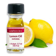 CANDY FLAVOR LEMON OIL1 DR