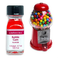 CANDY FLAVOR BUBBLE GUM 1DR