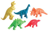 PARTY FAVORS STRETCHY DINOSAURS