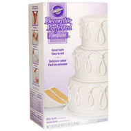 Rolled Fondant Decorator Preferred White 5 lbs