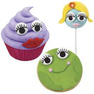 Candy eyeyballs Large