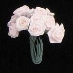 Ribbon Roses Pink
