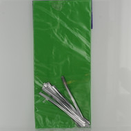 Citrus Green Party treat Bags with ties