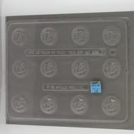 75th Anniversary mold 12CT