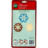 Snowflake mold Large 3 CT