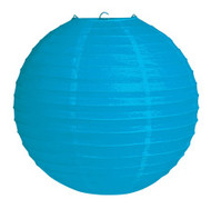 "Paper Lantern Brite Blue 12"""