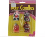 CANDLES BEAR PARTY