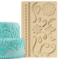 FONDANT AND GUM PASTE MOLD LACE