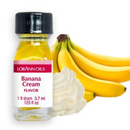CANDY FLAVOR BANANA CREAM OIL 1 DR