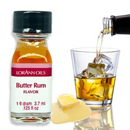 CANDY FLAVOR BUTTER RUM OIL 1 DR