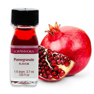 CANDY FLAVOR POMEGRANATE OIL 1 DR