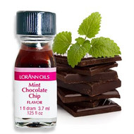 CANDY FLAVOR MINT CHOCOLATE CHIP OIL 1 DR