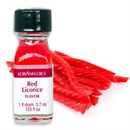 CANDY FLAVOR RED LICORICE 1 DR