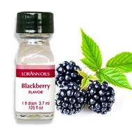 CANDY FLAVOR BLACKBERRY OIL 1 DR