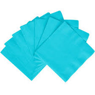 BEV NAPKINS 50 CT BERMUDA  BLUE